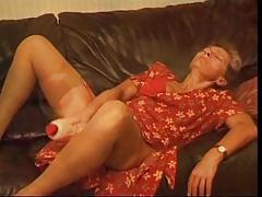 Vielles Nymphos tube porn video