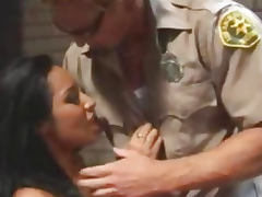 Prison bitch gets hard anal drilling from the screw tube porn video
