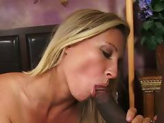 Busty milf devon lee goes black tube porn video