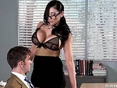 audrey bitoni will get more than your grades up tube porn video