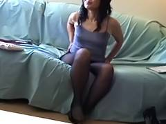 Memorial Day 2013 Livecam Play in Pantyhose Heels tube porn video
