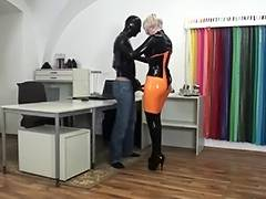 strapondomination tube porn video
