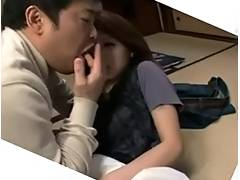 Lonely Japanese Mama tube porn video