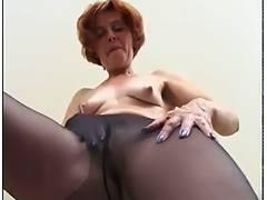 Hose Granny discloses the kickers tube porn video