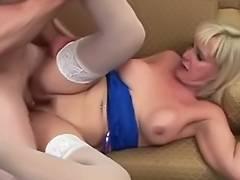 Old grandmas in their 50s enjoying a hardcore fucking tube porn video