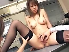 Chinatsu Nakano 5 Three Some tube porn video