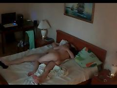 Asian kazakh girl and Russian guy amateur homemade tube porn video