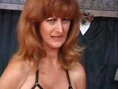 Mature w big tits has her nipples teased by her master tube porn video