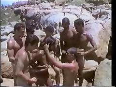 Tropical Gang Bang On The Rocks tube porn video