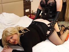 Sabine gets Fucked tube porn video