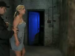 Stunning Tara Lynn Foxx gets undressed and toyed tube porn video