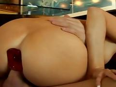 Slut Needs Butt Plug To Loosen Ass For Anal tube porn video