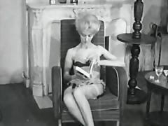Retro Porn Archive Video: Femmes seules 1950's 01 tube porn video