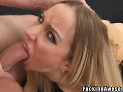 choke on that cock and suck it tube porn video