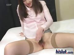 Nami is hot and horny and she gets to be ravaged tube porn video