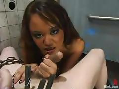Dirty minded mistress Annie Cruz is going to humiliate you tube porn video