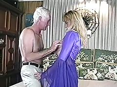 Amateur unreserved in stockings coupled with clothing gets fucked at the end of one's tether grey dude tube porn video