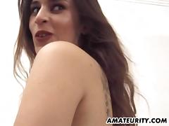 Unprofessional go steady down anal threesome down cum underwood tube porn video