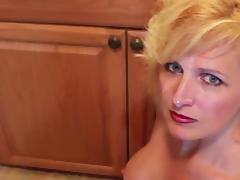 Hot milf the lipstick ring, blowjob tube porn video