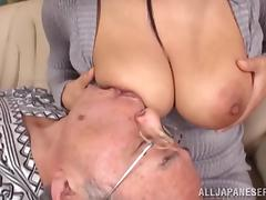 asian old bag and my grandpa tube porn video