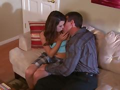Paterfamilias is Licking And Fucking The Nanny Really Hardcore tube porn video