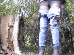 pissing in nature 10224 tube porn video