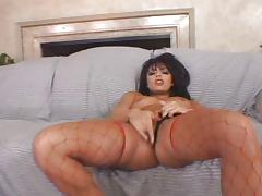 Lorena Sanchez what a tight pussy tube porn video