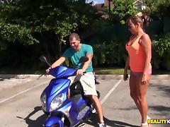 MilfHunter - Rear view tube porn video