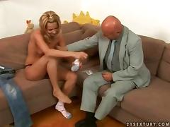 Grandpas and Young Girls break moral convention tube porn video