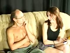 Angry Stepfather Has Spanking That Girls Hot Ass So Hard tube porn video