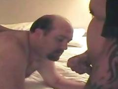 mistress and two chubby men tube porn video