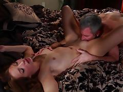 Alyssa Branch fucks with harcore Jay Crew tube porn video