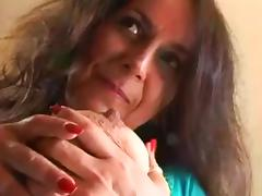 Unshaved granny fucking like hell tube porn video