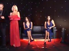 Awards Show Twins Bang tube porn video