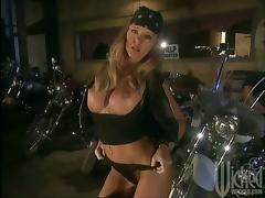 Bikers love doing some wild foursome sex tube porn video