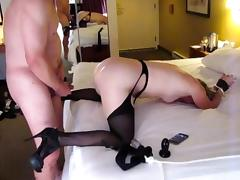 First Anal Fucking in Hotel tube porn video