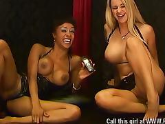 Alyssa Divine & Jessica Lloyd being naughty tube porn video