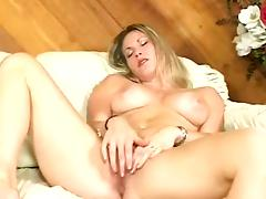 Sweet Harmony Rose Masturbates In A Solo Model Video tube porn video