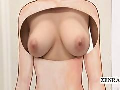 Subtitled voluptuous Japanese nudist private parts game tube porn video