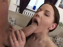 LISA GETTING HER ANAL CAREER STARTED tube porn video