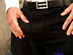 MenOver30 Video: Working Stiff tube porn video
