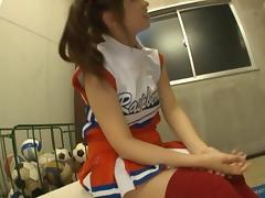 Hot cheerleader Kokomi Naruse teen fuck! tube porn video