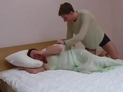 Mature Woman In Nylons Getting Fucked tube porn video
