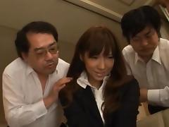 Miho Imamura In Stockings Fucked From All Angles tube porn video