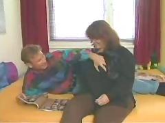 Sexy Russian BBW tube porn video