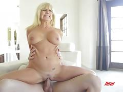 Tara Holiday Rides Like A Horny Cowgirl On Top Of Billy Glide tube porn video