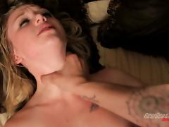 Anthony Rosano And Tracey Sweet Have Sex In The Missionary Position tube porn video