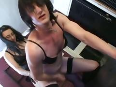 femdom strapon tube porn video
