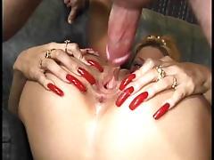 Hot slut maria fucked with long nails tube porn video