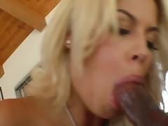 Bridgette B with huge juggs got screwed by bbc tube porn video